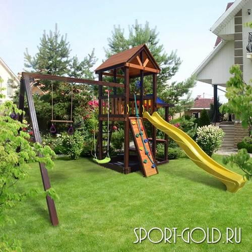 Детский игровой комплекс Perfetto Sport Verona Фото 3