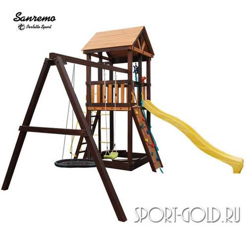 Детский игровой комплекс Perfetto Sport Sanremo Фото 8