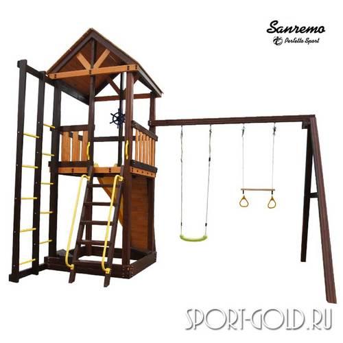 Детский игровой комплекс Perfetto Sport Sanremo Фото 9