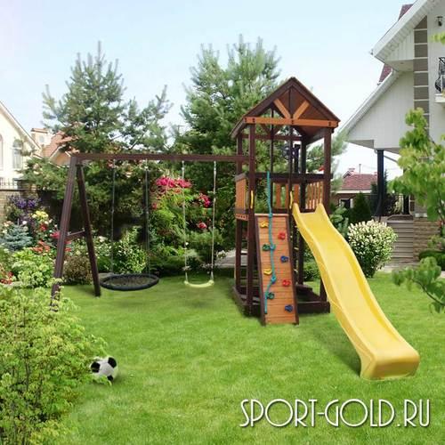 Детский игровой комплекс Perfetto Sport Sanremo Фото 11