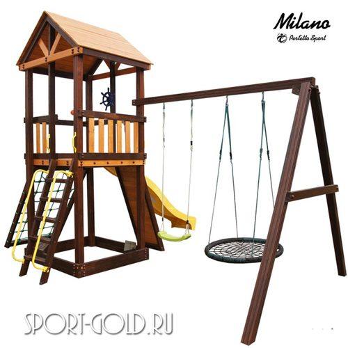 Детский игровой комплекс Perfetto Sport Milano Фото 2