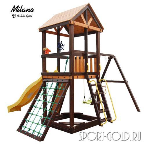 Детский игровой комплекс Perfetto Sport Milano Фото 3