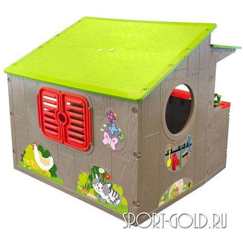 Детский игровой домик MOCHTOYS 11392 Ферма Фото 1