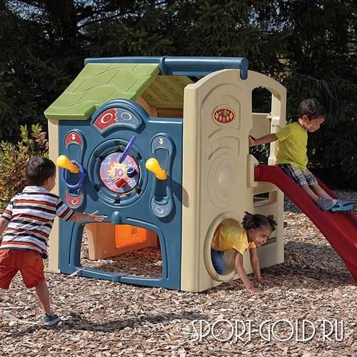Детский игровой домик Step2 Веселые соседи Фото 1