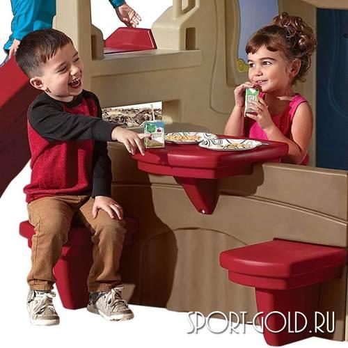 Детский игровой домик Step2 Веселые соседи Фото 5