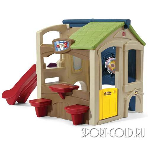 Детский игровой домик Step2 Веселые соседи Фото 9