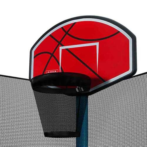 Баскетбольный щит с кольцом Clear Fit BasketStrong ВВ 700 для батутов ElastiqueStrong и SpaceStrong Фото 1