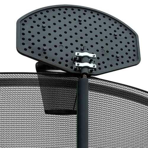 Баскетбольный щит с кольцом Clear Fit BasketStrong ВВ 700 для батутов ElastiqueStrong и SpaceStrong Фото 2
