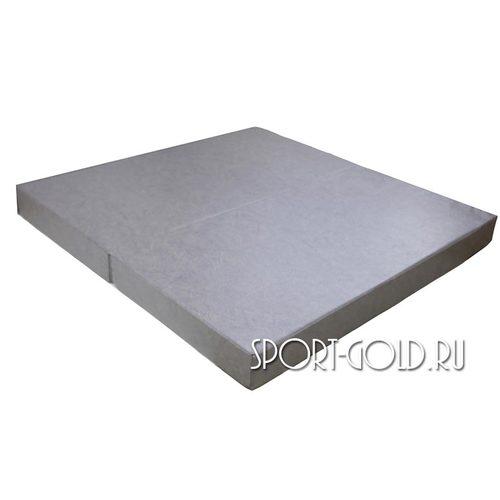 Спортивный мат Midzumi №4, 100х100х10 см винилискожа, складной Фото 1