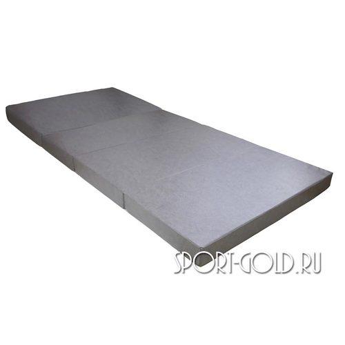Спортивный мат Midzumi №7, 200х150х10 см винилискожа, складной Фото 1