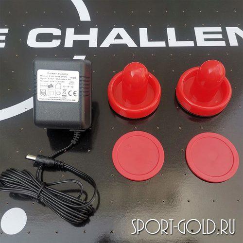 Игровой стол Аэрохоккей DFC Enforcer Фото 4