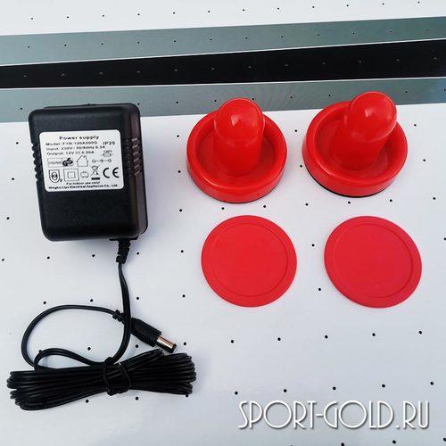 Игровой стол Аэрохоккей DFC Phantom Фото 4