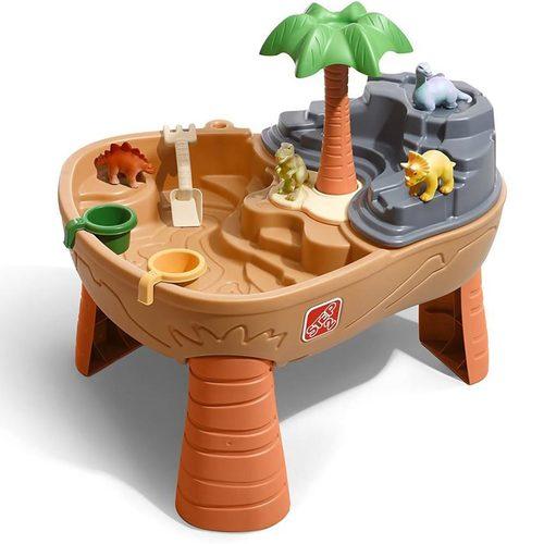 Столик для игры с песком и водой Step2 Дино Фото 1