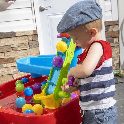 Столик для игр с водой и шариками Step2 Дискавери Фото 2