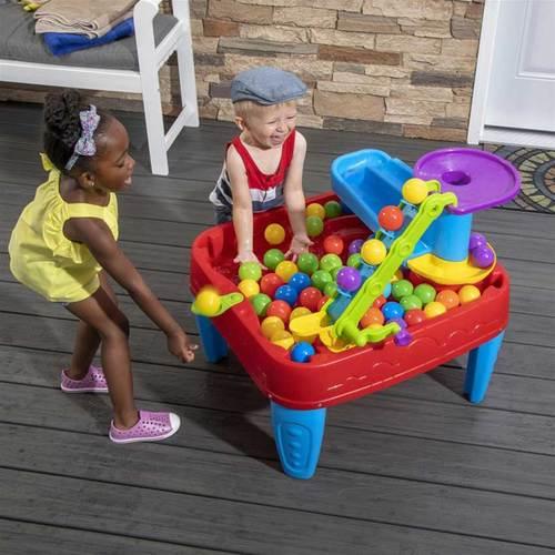 Столик для игр с водой и шариками Step2 Дискавери Фото 4