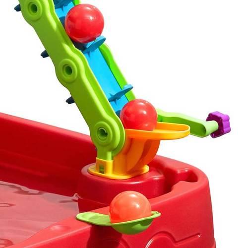 Столик для игр с водой и шариками Step2 Дискавери Фото 5
