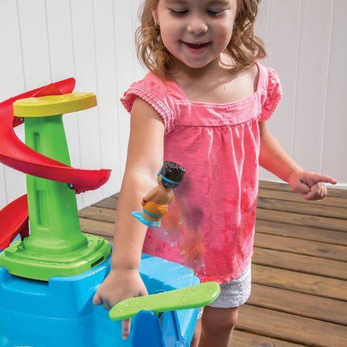 Столик для игр с песком и водой Step2 Фиеста Фото 2
