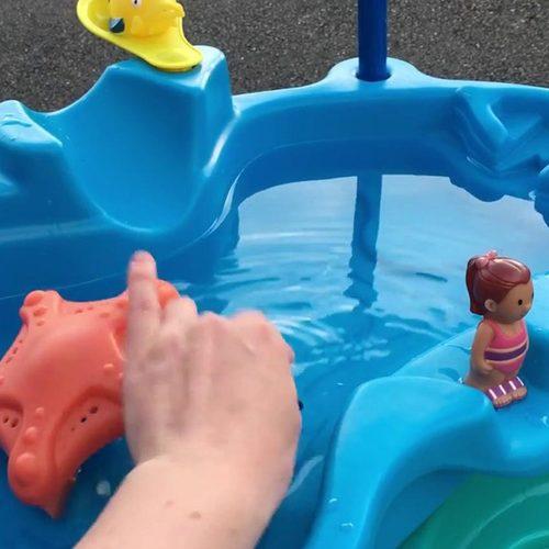 Столик для игр с водой Step2 Каскад Фото 5
