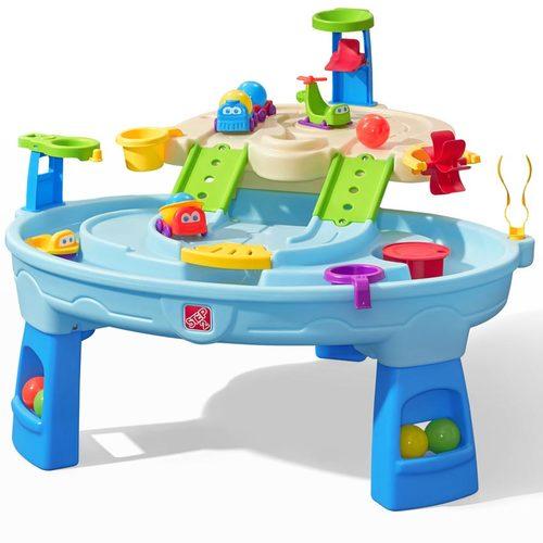 Столик для игр с водой и шариками Step2 Мир приключений Фото 1