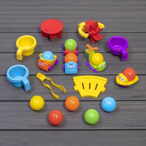 Столик для игр с водой и шариками Step2 Мир приключений Фото 2
