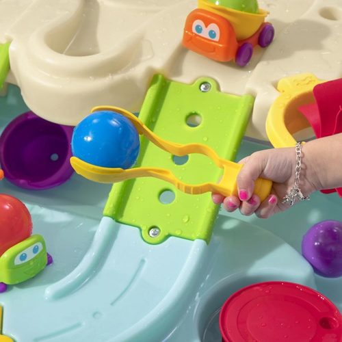 Столик для игр с водой и шариками Step2 Мир приключений Фото 6