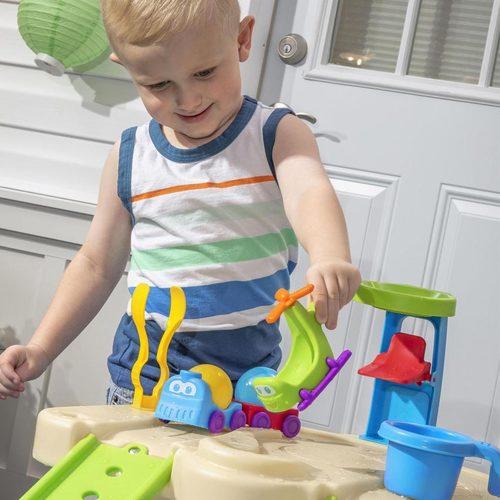 Столик для игр с водой и шариками Step2 Мир приключений Фото 7