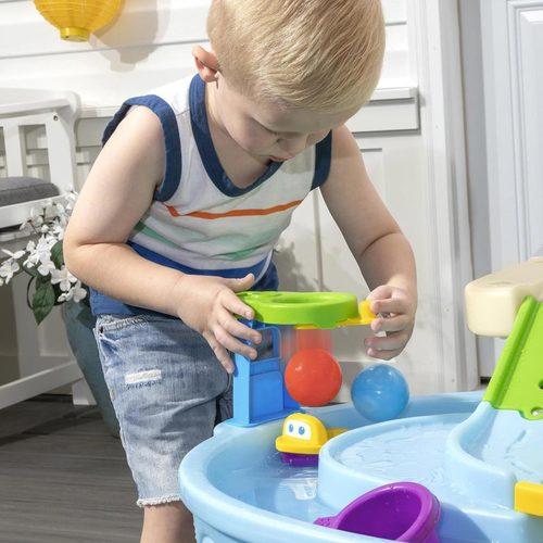 Столик для игр с водой и шариками Step2 Мир приключений Фото 10