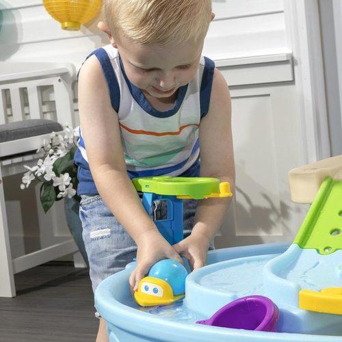 Столик для игр с водой и шариками Step2 Мир приключений Фото 12