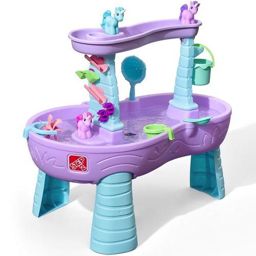 Столик для игр с водой Step2 Страна единорога Фото 1