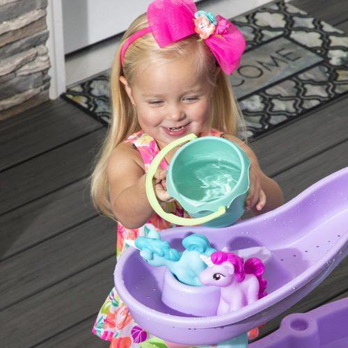 Столик для игр с водой Step2 Страна единорога Фото 3