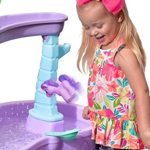 Столик для игр с водой Step2 Страна единорога Фото 4