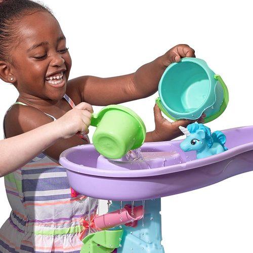 Столик для игр с водой Step2 Страна единорога Фото 5