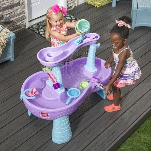 Столик для игр с водой Step2 Страна единорога Фото 7