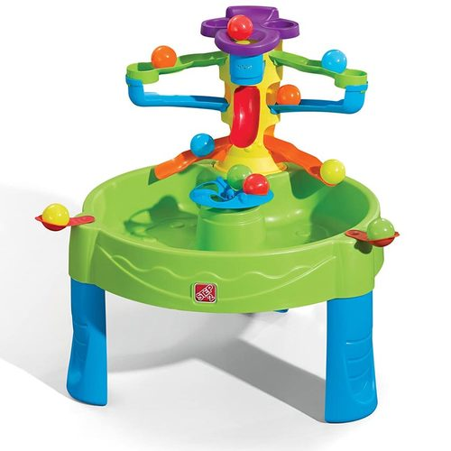 Столик для игр с водой и шариками Step2 Три в одном Фото 1
