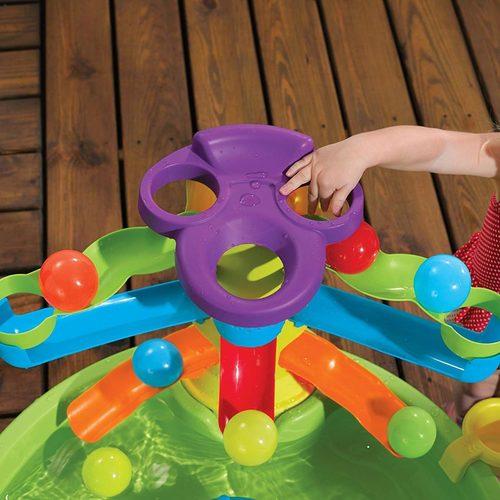 Столик для игр с водой и шариками Step2 Три в одном Фото 3