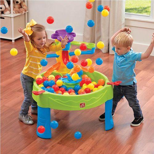 Столик для игр с водой и шариками Step2 Три в одном Фото 7