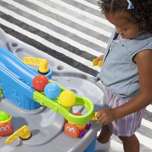 Столик для игр с шариками Step2 Трасса Фото 4