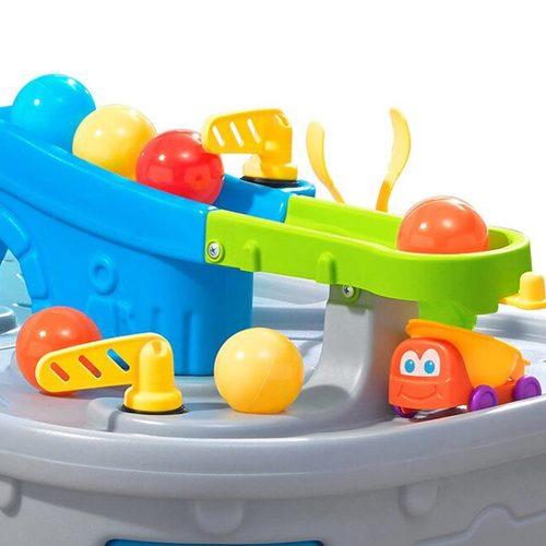 Столик для игр с шариками Step2 Трасса Фото 10