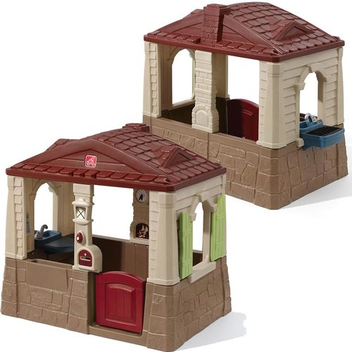 Детский игровой домик Step2 Уютный коттедж Фото 1