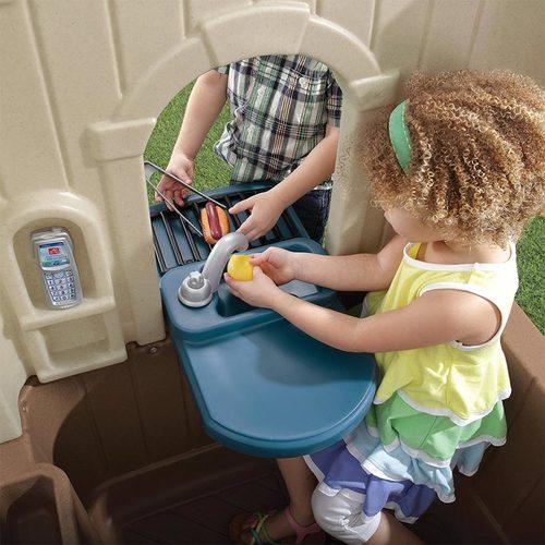 Детский игровой домик Step2 Уютный коттедж Фото 2