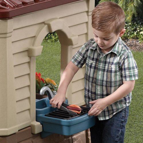 Детский игровой домик Step2 Уютный коттедж Фото 3