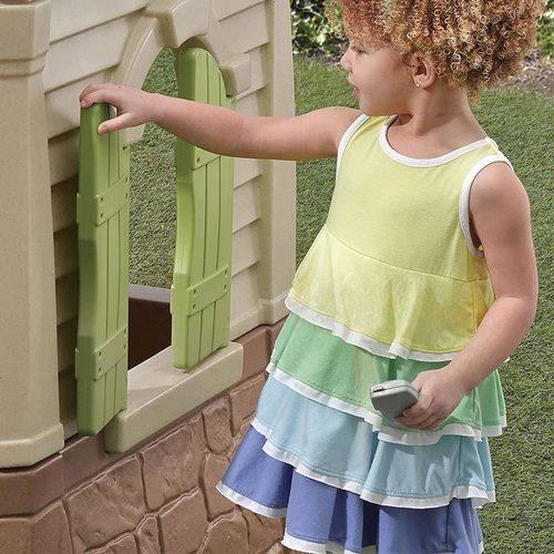 Детский игровой домик Step2 Уютный коттедж Фото 6
