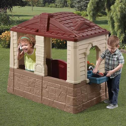 Детский игровой домик Step2 Уютный коттедж Фото 8