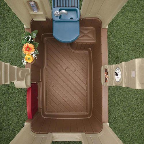 Детский игровой домик Step2 Уютный коттедж Фото 9