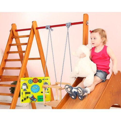 Детский спортивный комплекс Kampfer Kitty Busybord Фото 3