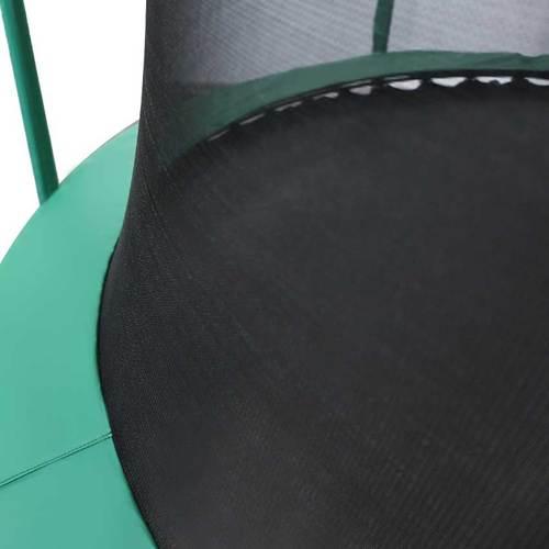 Батут ARLAND Премиум 14ft с внутренней сеткой и лестницей Фото 9