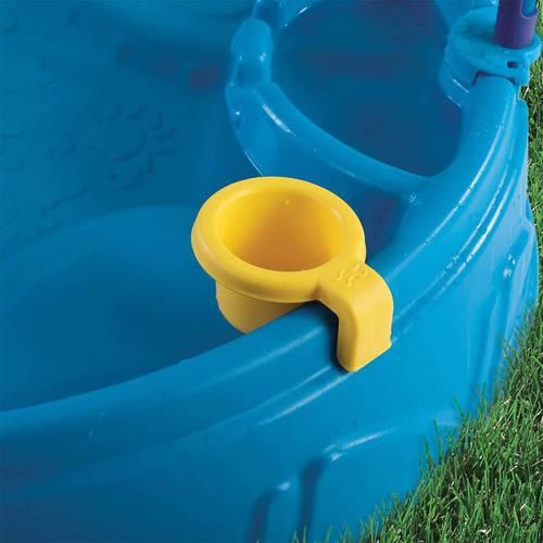 Бассейн-песочница Step2 с зонтиком для малышей Фото 2