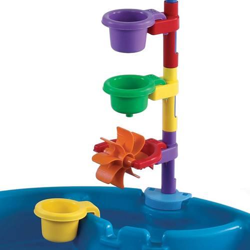 Бассейн-песочница Step2 с зонтиком для малышей Фото 7