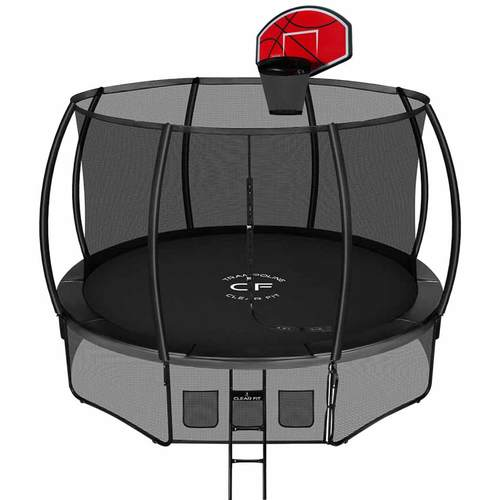 Батут Clear Fit SpaceHop 10ft (3,05 м) Фото 8