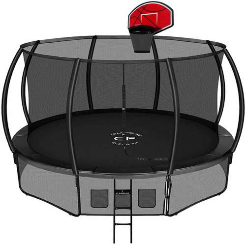 Батут Clear Fit SpaceHop 14ft (4,27 м) Фото 8